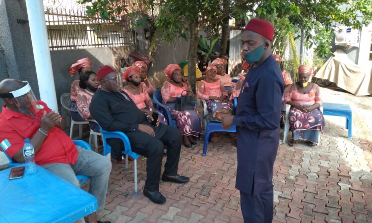 Hon. Amala Anazodo Hosts APGA Women Leaders, As Hon. Melie Presents Cheque To Ifeneti