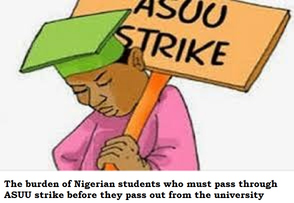FG Vs ASUU : What A Double Unfairness, By Prof. G. O. Ozumba