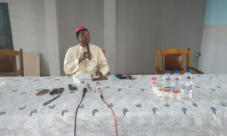Christmas: Bishop Ezeokafor Of Awka Dioceses Speaks On State Of The Nation, Anambra Governorship And Igbo Presidency, As He Felicitate With Christians